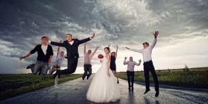 Как отметить 1 годовщину свадьбы ситцевую