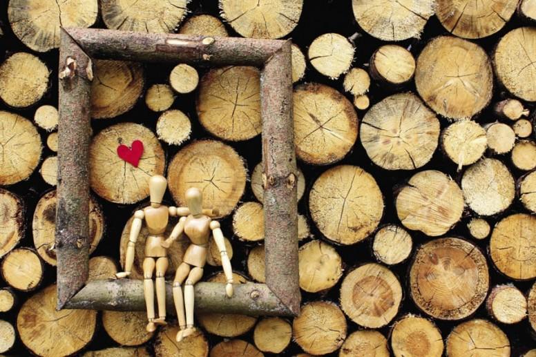 5 лет деревянная годовщина свадьба