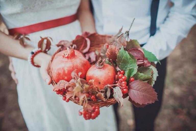Гранатовая годовщина свадьбы 19 лет - история, традиции