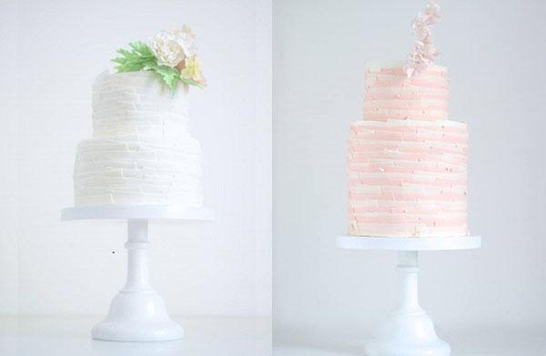 Торт в виде бумаги