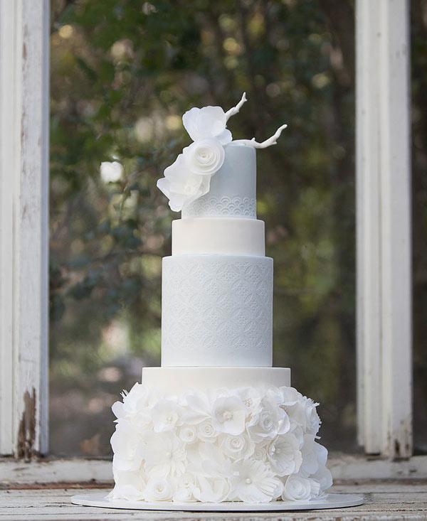 Торт на бумажную годовщину