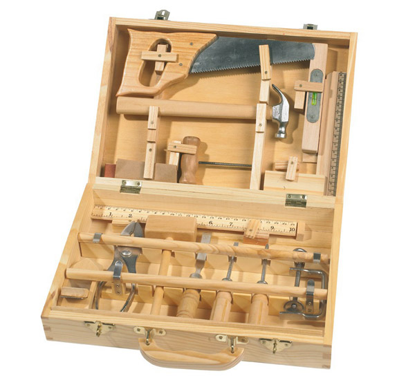 Набор инструментов для работы с деревом