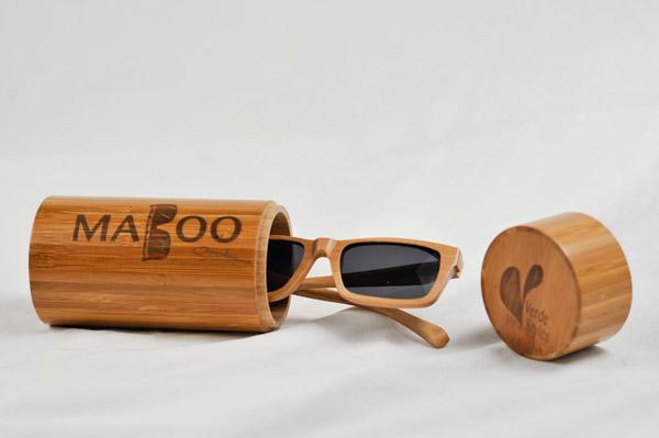 Деревянный футляр или чехол для очков
