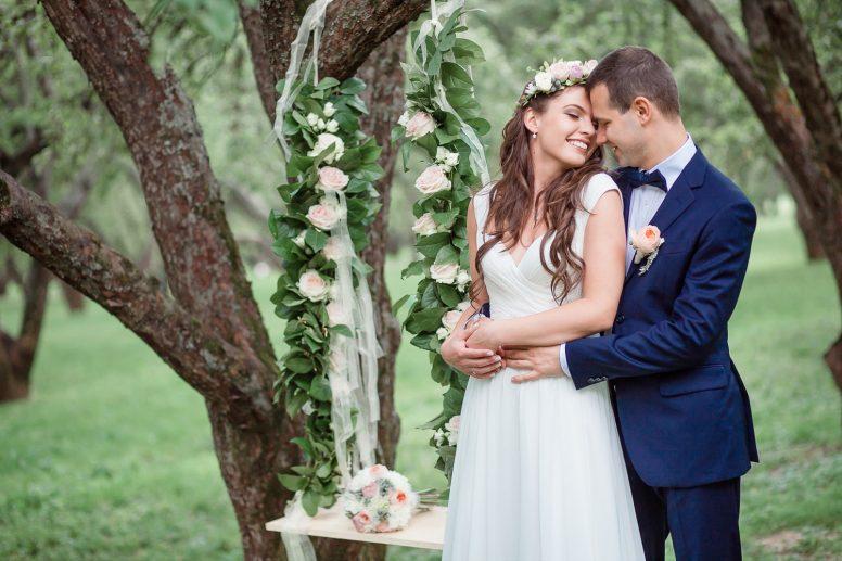 свадьба в июне 2018