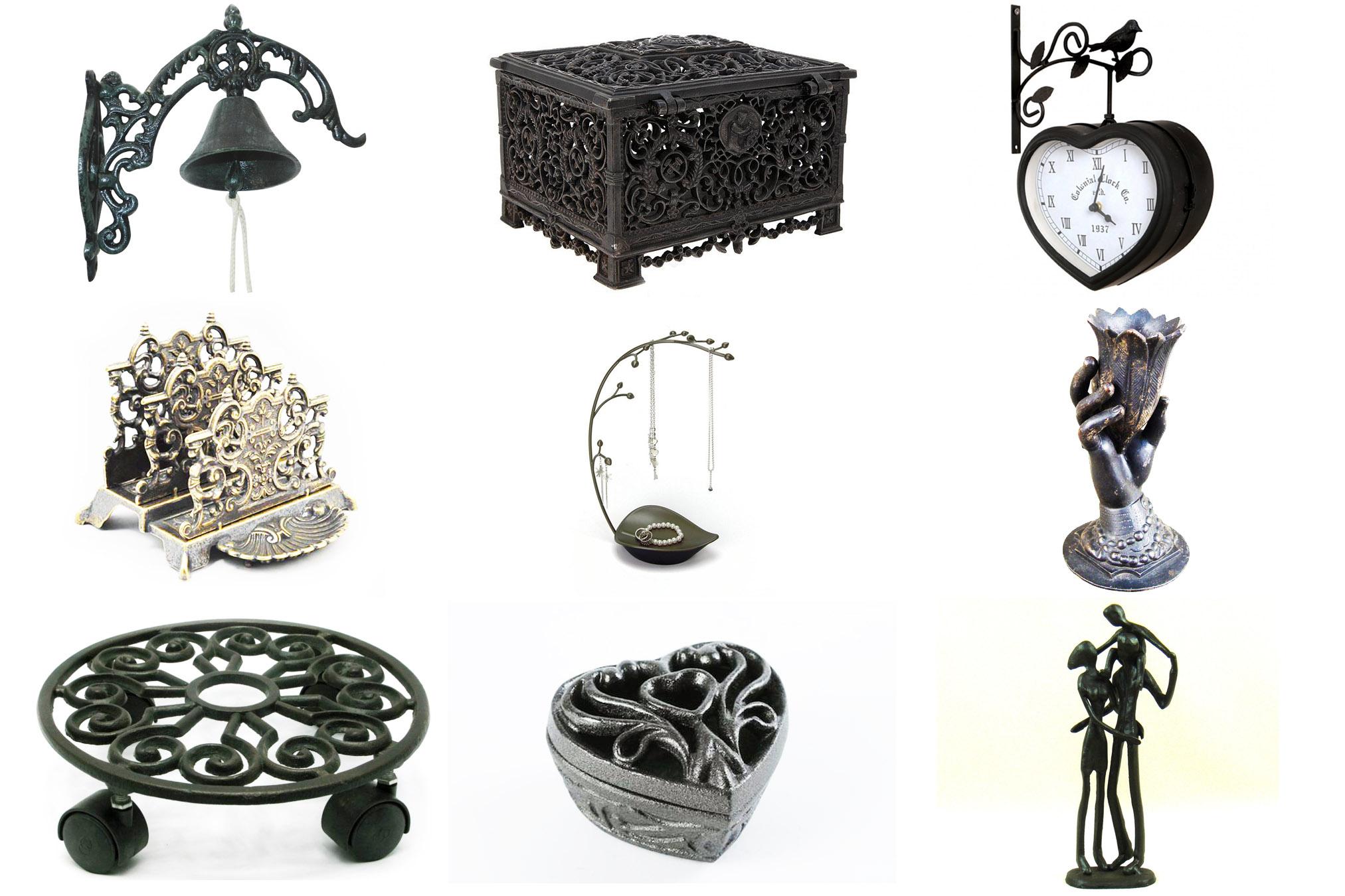 Сувениры из чугуна на 6 годовщину свадьбы