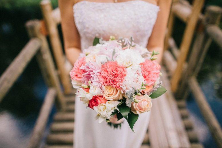свадьба в июле 2018