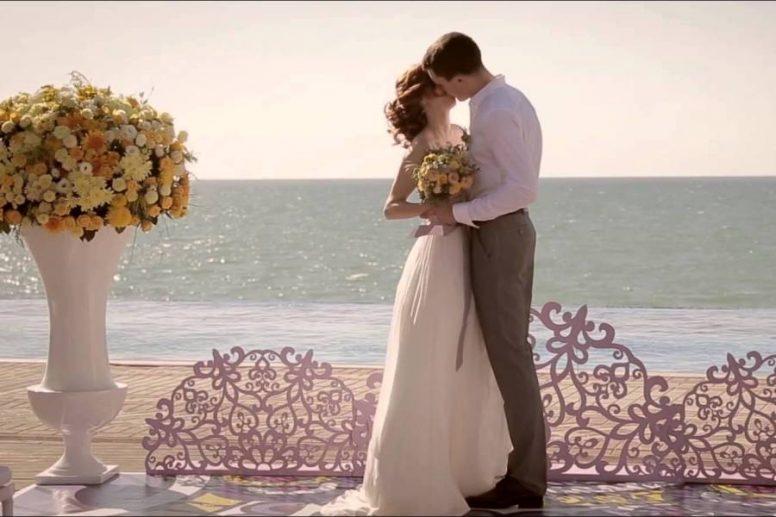 свадьба в августе 2018