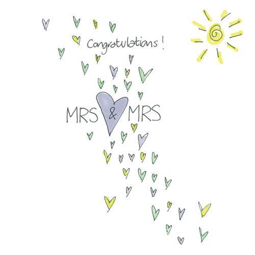 Картинка открытка на 2 года свадьбы