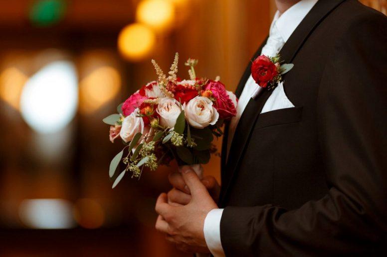 свадьба в октябре 2018