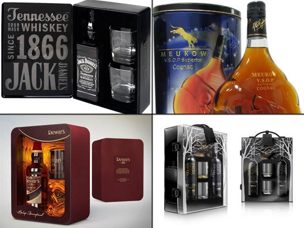 Алкоголь в жестяной упаковке