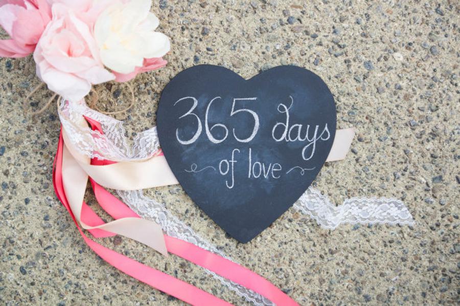 365 дней свадьбы