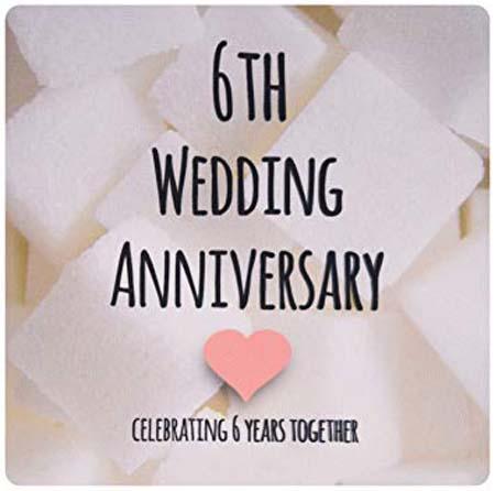 Картинка 6 лет в браке годовщина