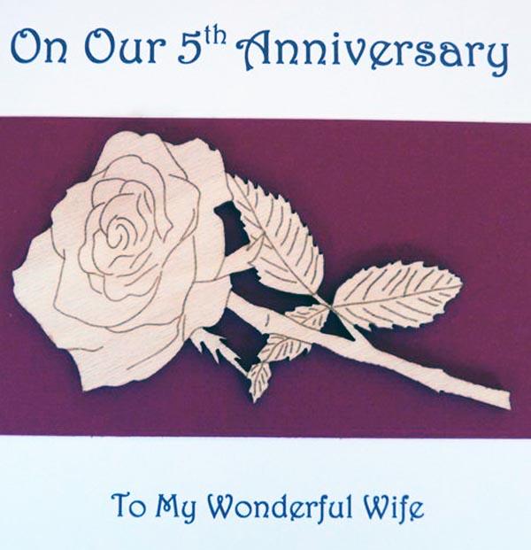 Наша 5-я годовщина свадьбы