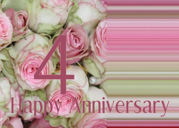 Картинка на 4 года розы