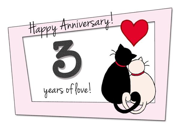 Кожаная свадьба коты и сердце романтика