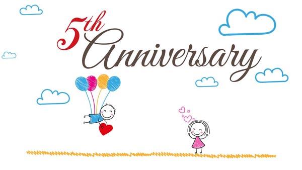 Юбилей свадьбы 5 лет