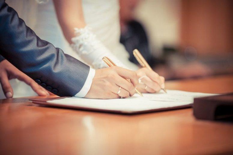 как проходит регистрация брака в загсе
