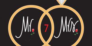 Открытки и картинки на 7 лет свадьбы